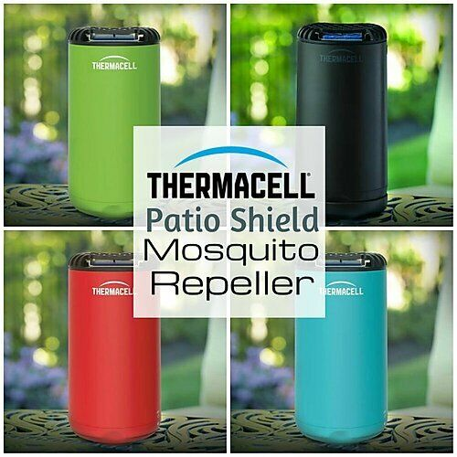 Thermacell MR-PSG Patio Shield Mosquito Repeller 15 Foot Bug Protection