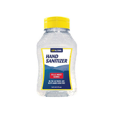 Hand Sanitizer (5.7 Ounces) 72% Alcohol FDA Registered Facility MADE IN THE USA