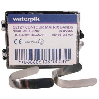 Waterpik Technologies Inc 061080-000 Getz Contour Matrix Band - .0015 Ultra-thin