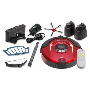 Discount on 100 – 240V AC 5 in 1 Robot Vacuum Cleaner - Red Fairfield Fairfield Area Preview