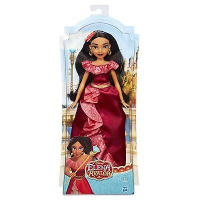 Hasbro Disney Elena von Avalor Puppe Inklusive Zubehör Kinderspiel Spielzeug