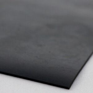 1m² Gummiplatte 1,20m x 0,83m | Stärke: 1,5mm | Gummimatte | Dichtung