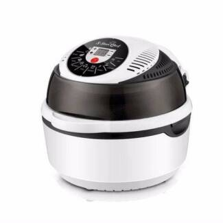 10L Multi Cooker 8 Functions Air Fryer Convection Oven Turbo Cook