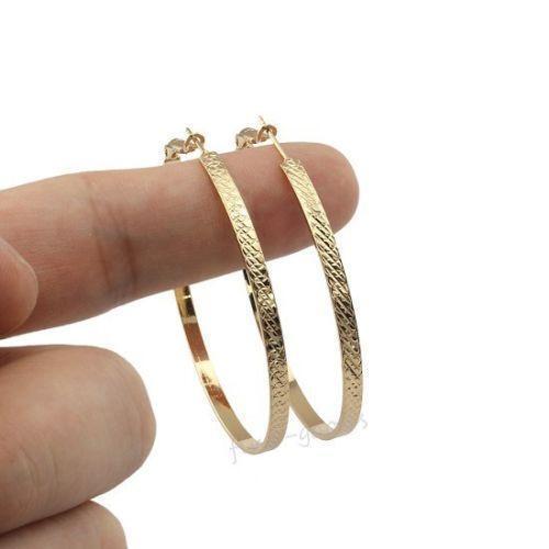 Fashion Hoop Earrings