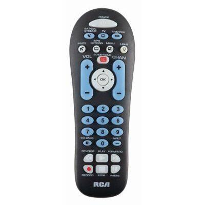 RCA RCR313BZ 3-Device Universal Remote Control