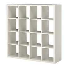 IKEA KILLAX WHITE BOOKCASES /SHELVING UNIT READY BUILT Surry Hills Inner Sydney Preview