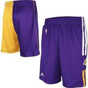 Lakers Warm Up