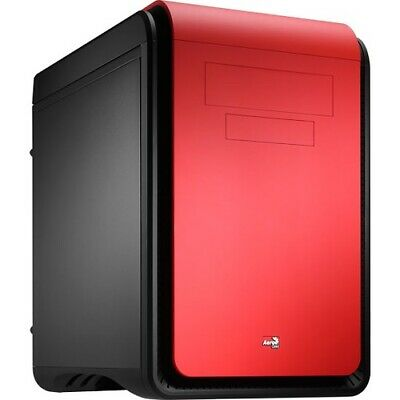 Custom Red Gaming Desktop PC Intel i5-3470 3.20 Quad 8GB 1 TB Nvidia GTX570 Wifi