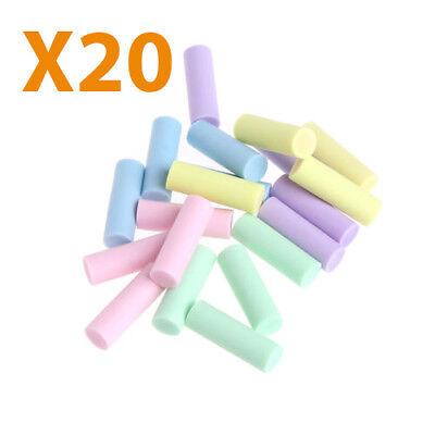 X20 Mechanical Pencil Eraser Refills Fit Parker Faber Castell Mitsubishi Pilot