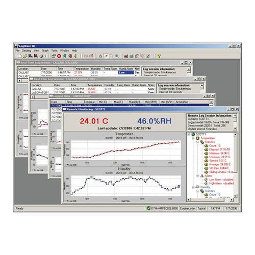 Fluke 9936A-L1 LogWare III Software License, 1-pack