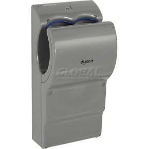 dyson airblade ab14 db 110 127v hand dryer gray. Black Bedroom Furniture Sets. Home Design Ideas