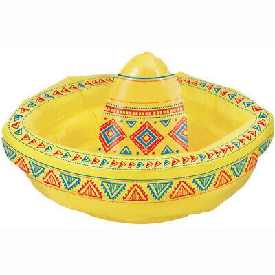 FIESTA INFLATABLE SOMBRERO ~ Birthday Party Supplies Table Decoration Room - Fiesta Birthday Party