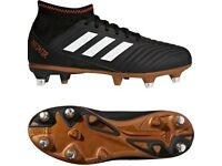 Adidas Predator SG Football Boots **nearly new**