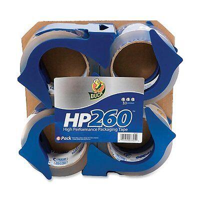 Duck Hp260 Packaging Tape With Reusable Dispenser - 2 Width X 60 Duc0007725