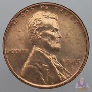 1945 D Penny