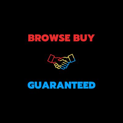 Browse Buy Guaranteed