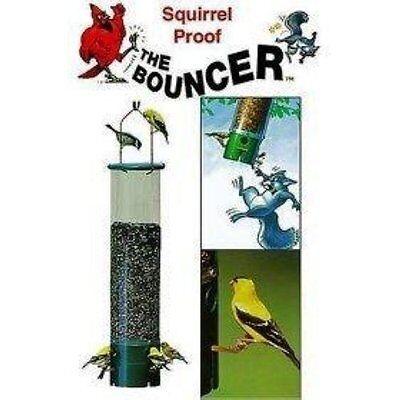 VARI CRAFTS BOUNCER SQUIRREL PROOF BIRD FEEDER