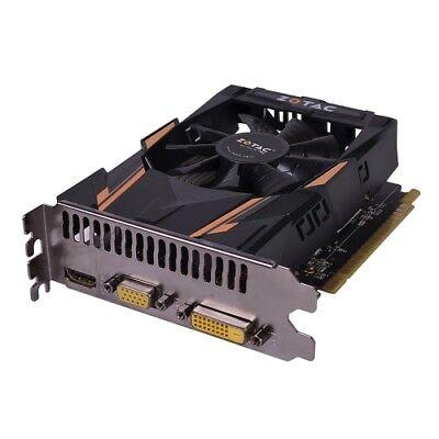 Hdmi Vga Card - ZOTAC GeForce GT 730 2GB DDR5 PCI Express (PCIe) DVI/VGA Video Card w/HDMI