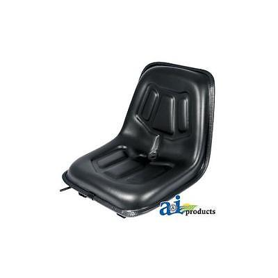 Lgs100bl Universal Seat W Slide Track For John Deere-kubota-yanmar Compact
