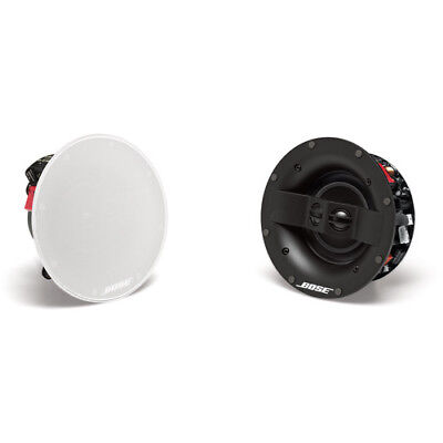 Bose Virtually Invisible 591 In-Ceiling Speaker (Pair White) ()