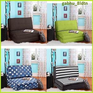 Reclining lounge chair sofa sleeper guest bed futon teen - Sofa bed childrens bedroom ...