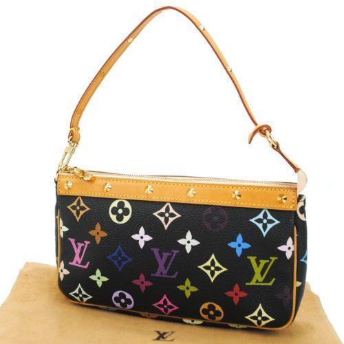 77dd4a485525 Louis Vuitton Multicolor Pochette