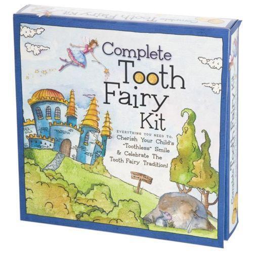 Tooth fairy kit ebay for Hallmark fairy door
