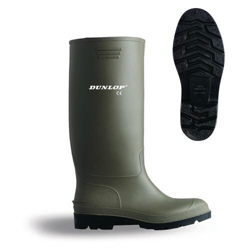 GENUINE DUNLOP WELLINGTON BOOTS SIZE 8 BRAND NEW BOXED