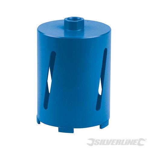 Silverline 675057 Diamond Core Drill Bit 117 x 150mm