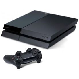 PLAYSTATION 4 500GB - USED AND FULLY WORKING