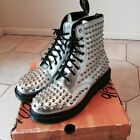 Leather Boots High Top Casual Shoes for Men
