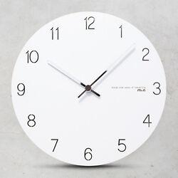 Modern Simple Wall Clock Retro Round Clock Home Decor Interior Gift -LPM Classic