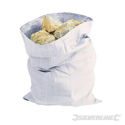 Heavy Duty Rubble Sacks 5pk 900 x 600mm Contractors Bags