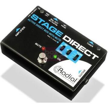 (B-Stock) Radial StageDirect DI pedaal