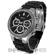 DKNY Ladies Ceramic Watch