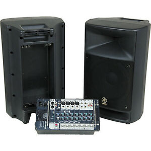 Yamaha Stagepass 500 PA system