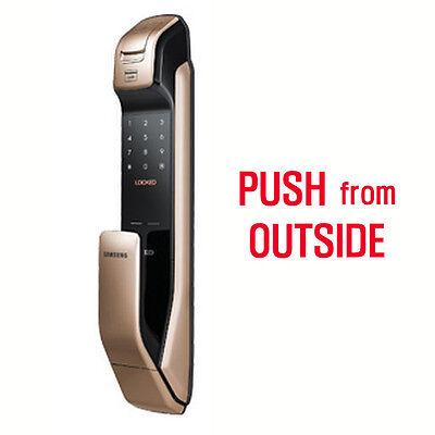 SAMSUNG SHP-DP920 Keyless Fingerprint PUSH PULL Digital Door Lock