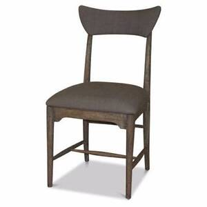French Chic 1960s Hamptons Solid Timber 4 Dining Chairs in Taupe Chermside West Brisbane North East Preview