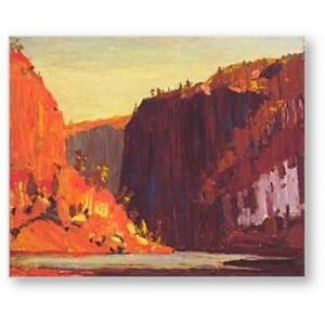 "Beautiful Tom Thomson Ltd Edition ""Petawawa Gorge"""