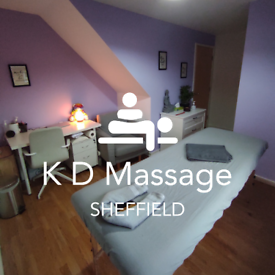 Experienced male Massage Therapist