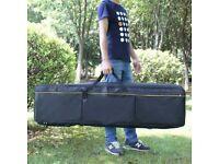 Andoer® Electric Piano Keyboard Carry Bag Portable 88-Key Padded Case Gig Bag