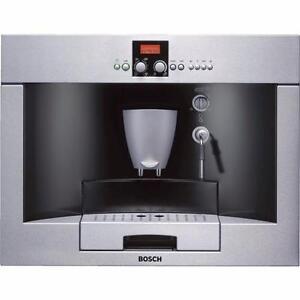 Cafetière automatique, encastrable, stainless, Bosch