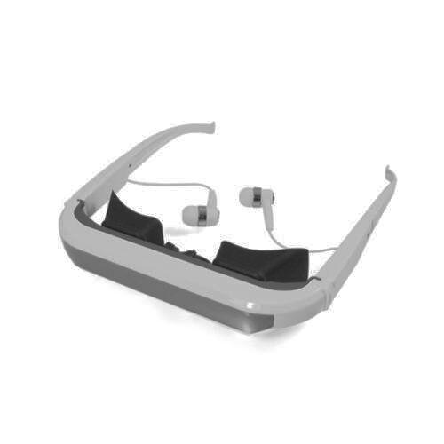 Iwear2 Virtual Video Glasses FLCOS Cinema Eyewear
