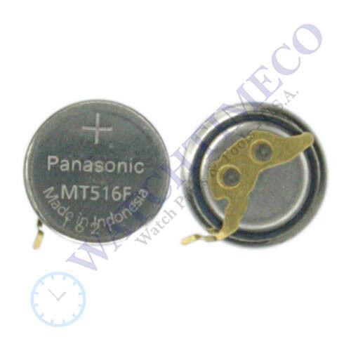 Citizen Ecodrive Battery Panasonic MT516 MT516F f/ A930 A980 B020 B023 B030