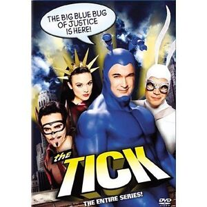 The Tick - Complete Series Set (DVD)