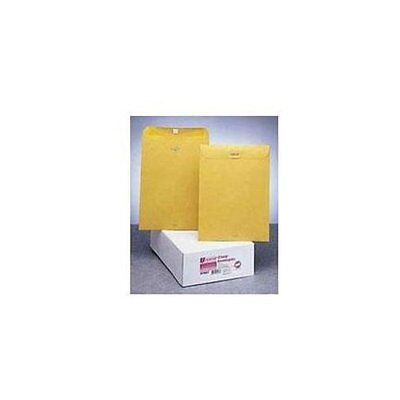 Universal Office Products 35268 Kraft Clasp Envelope Side Seam 28lb 10 X 15