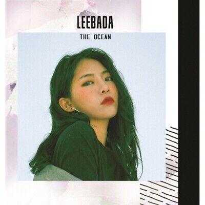 Lee Bada - [The Ocean] 1st Album CD+Booklet+Tracking K-POP Sealed Vocalist