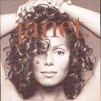 Janet  By Janet Jackson  Cd  May 1993  Virgin