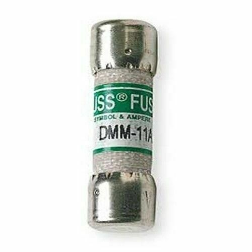 USA 1 PCS BUSSMANN DMM-11A BUSS DMM-11 FUSE 11A 1000 Volt Fluke Multimeter FAST