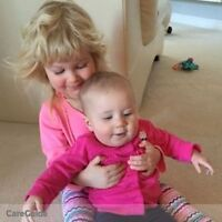 Looking for a great part time nanny for 2 girls in Stittsville!